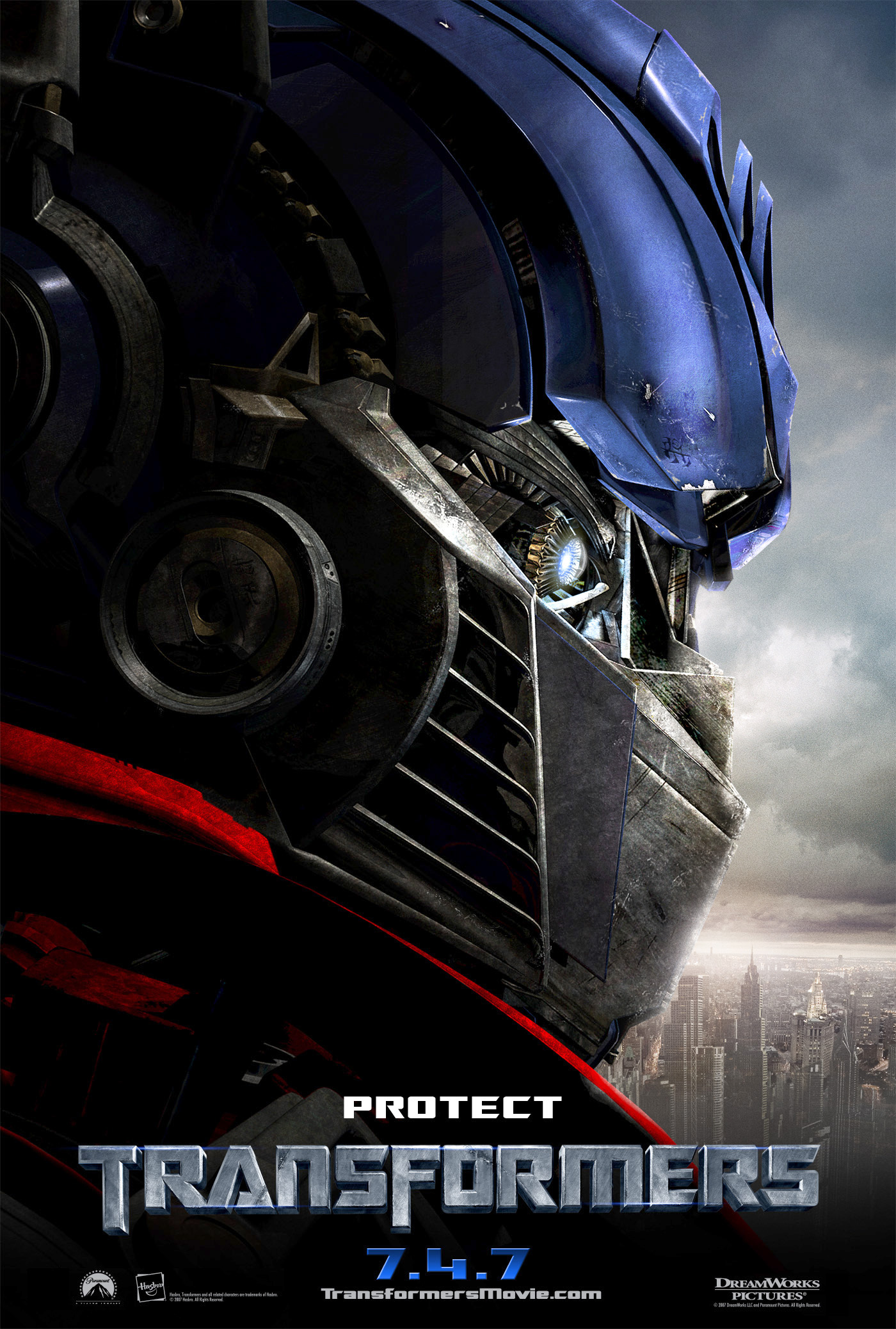 Optimus Prime (Profile)