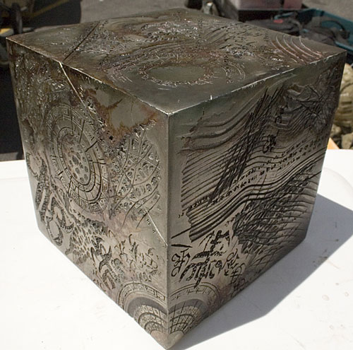 limited edition allspark cube replica in the works