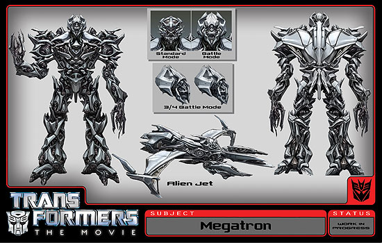 Megatron on Michael Bay. Drugs are bad, mmmmkay?