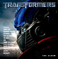 Transformers Movie Soundtrack