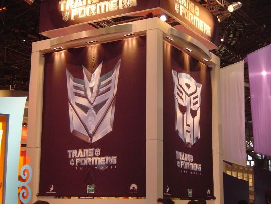 Transformers Movie Posters