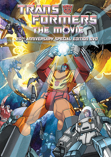 Animated Transformers Movie