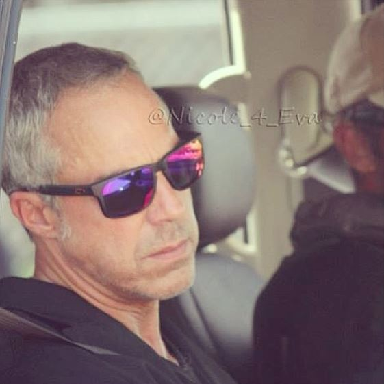 Titus Welliver Seen on Set of Transformers 4