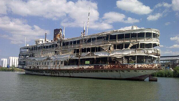 TF4 News: Boblo Boats and Filming in Detroit