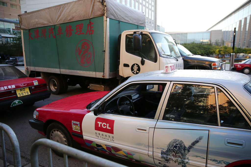 Transformers 4 Crew Transforms Chicago into China