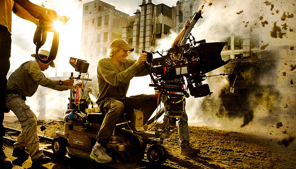 Transformers News: Re: Just Another Day On The Set Of Transformers 4