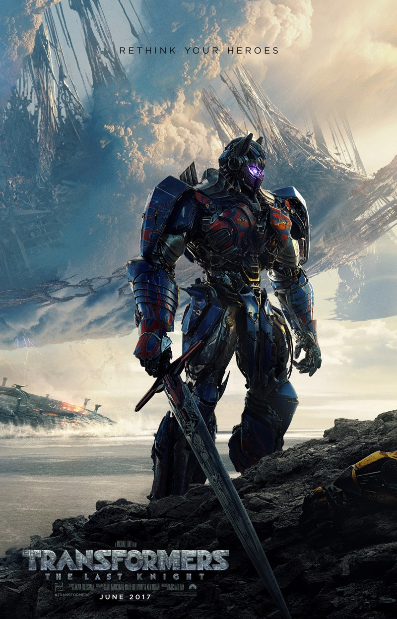 Transformers News: Paramount Bought Super Bowl Ad, Transformers: The Last Knight or Baywatch Rumoured to Air