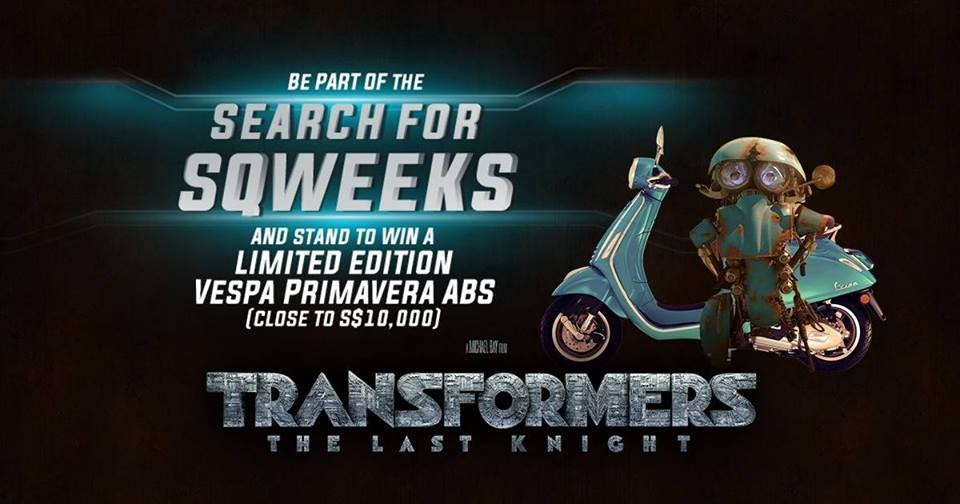 Transformers News: Transformers: The Last Knight Ticket Contests: UK & Singapore