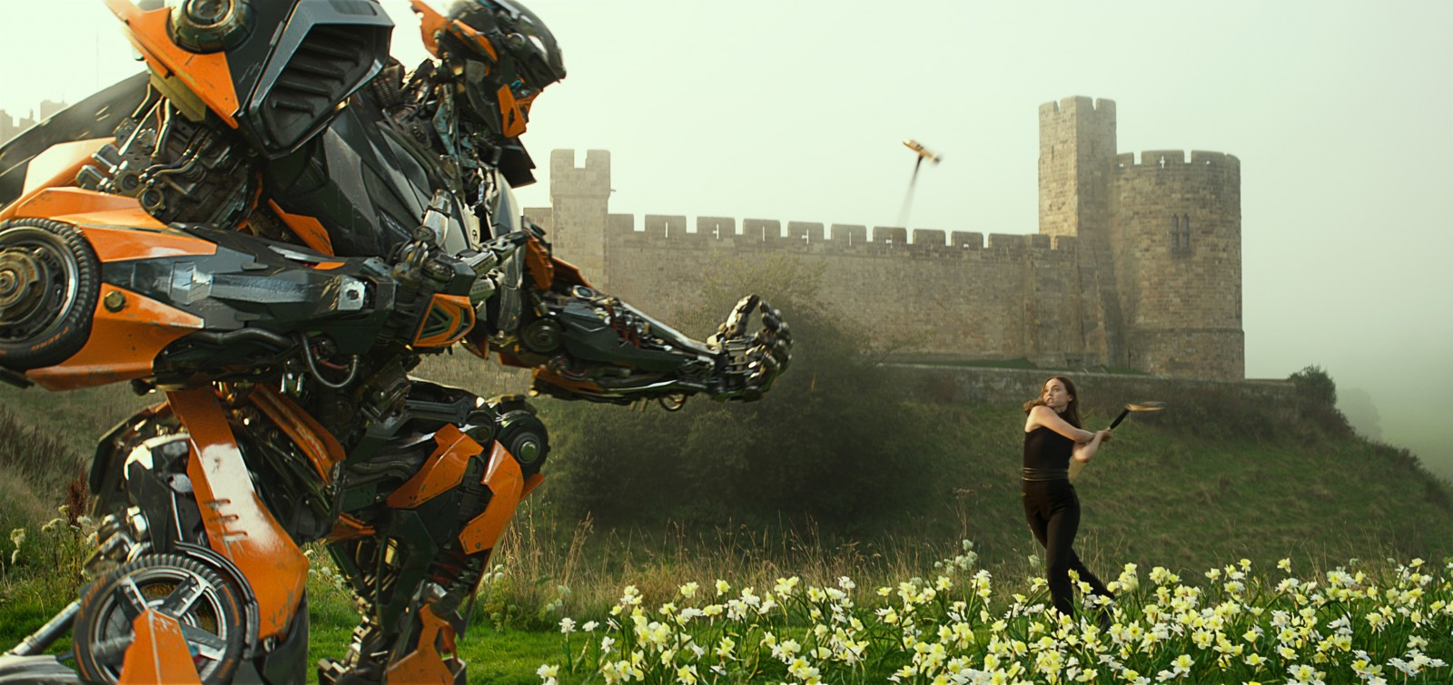 Transformers News: New High Res Transformers: The Last Knight Images From Micheal Bay