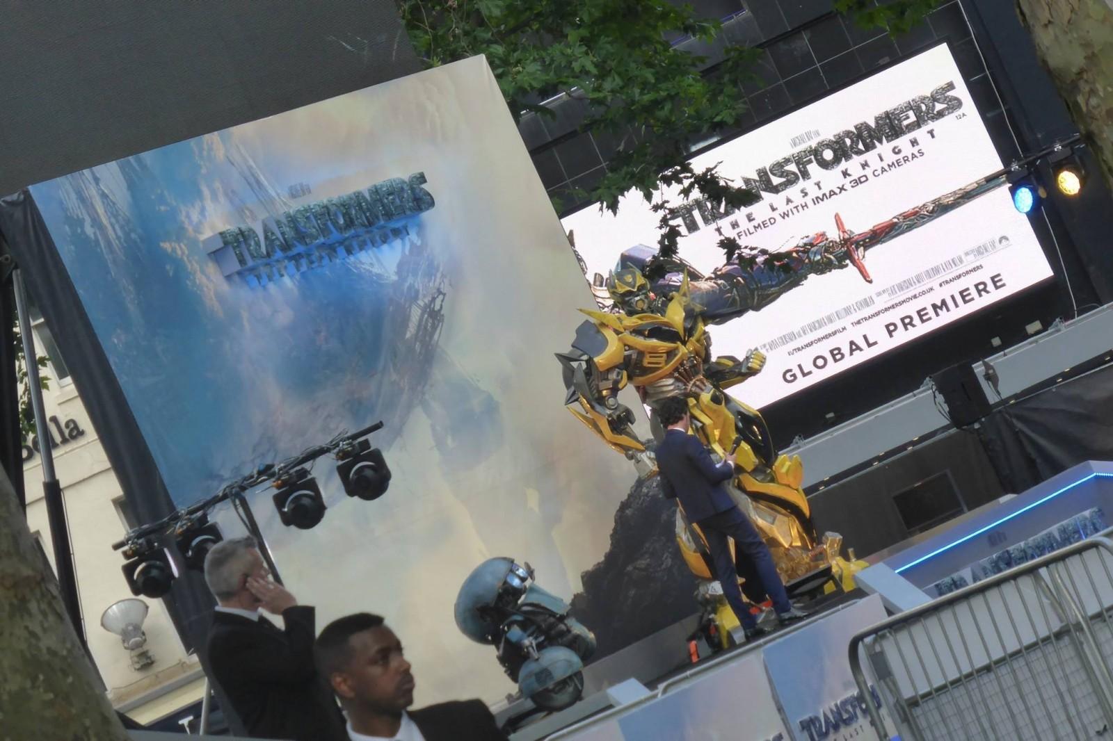 Transformers Movie Related News on Seibertron com