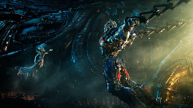 Transformers News: SPOILER Interview with Lorenzo di Bonaventura, Transformers: The Last Knight Producer on Origin of Q
