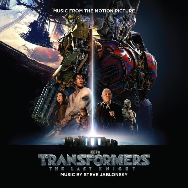 Transformers News: Transformers: The Last Knight Jablosnky Score on Limited Edition 2 CD Pack