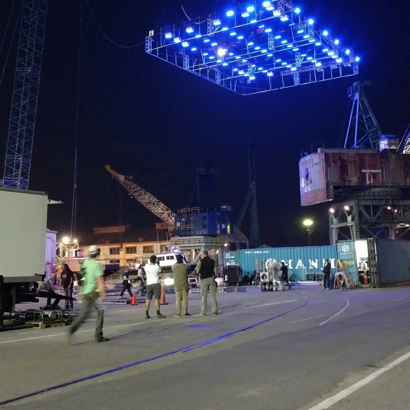 Transformers News: Set Images, Logo for Transformers Universe: Bumblebee Production in Vallejo
