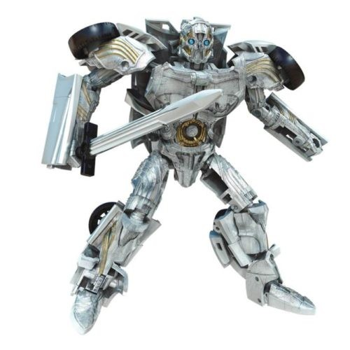 Transformers News: Transformers: The Last Knight Wave 4 Deluxe Breakdown