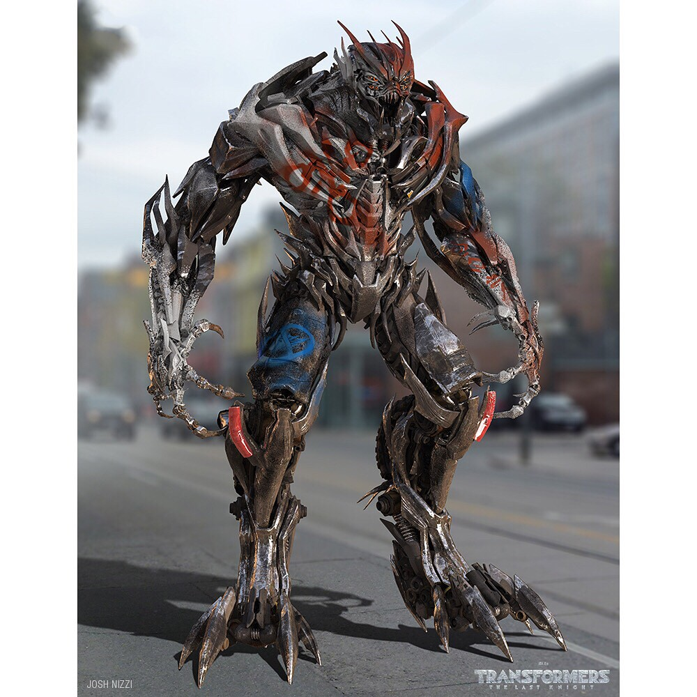 Transformers The Last Dreads Concept