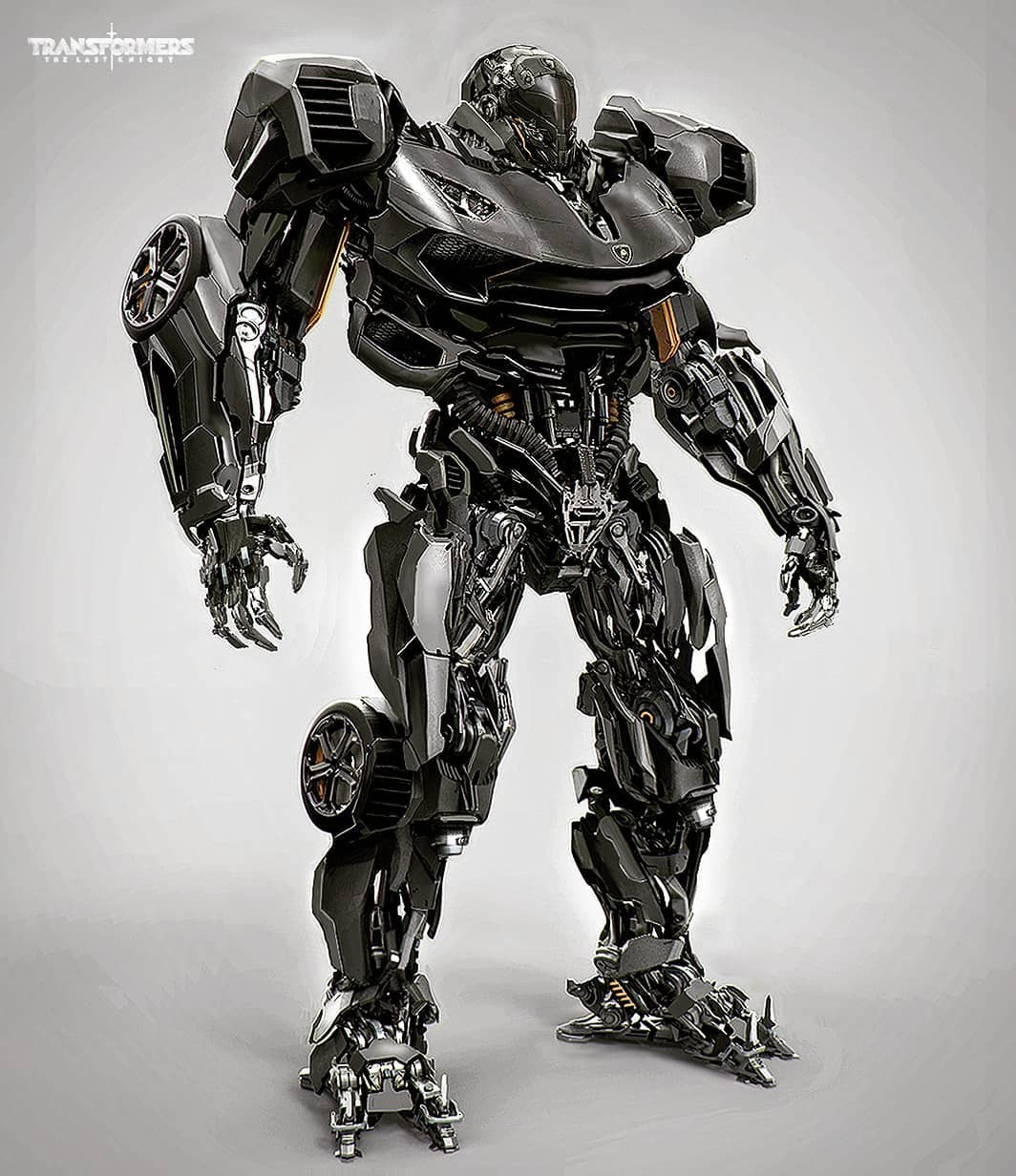 Transformers News: New Transformers: The Last Knight Concept Images from Furio Tedeschi and James Paick