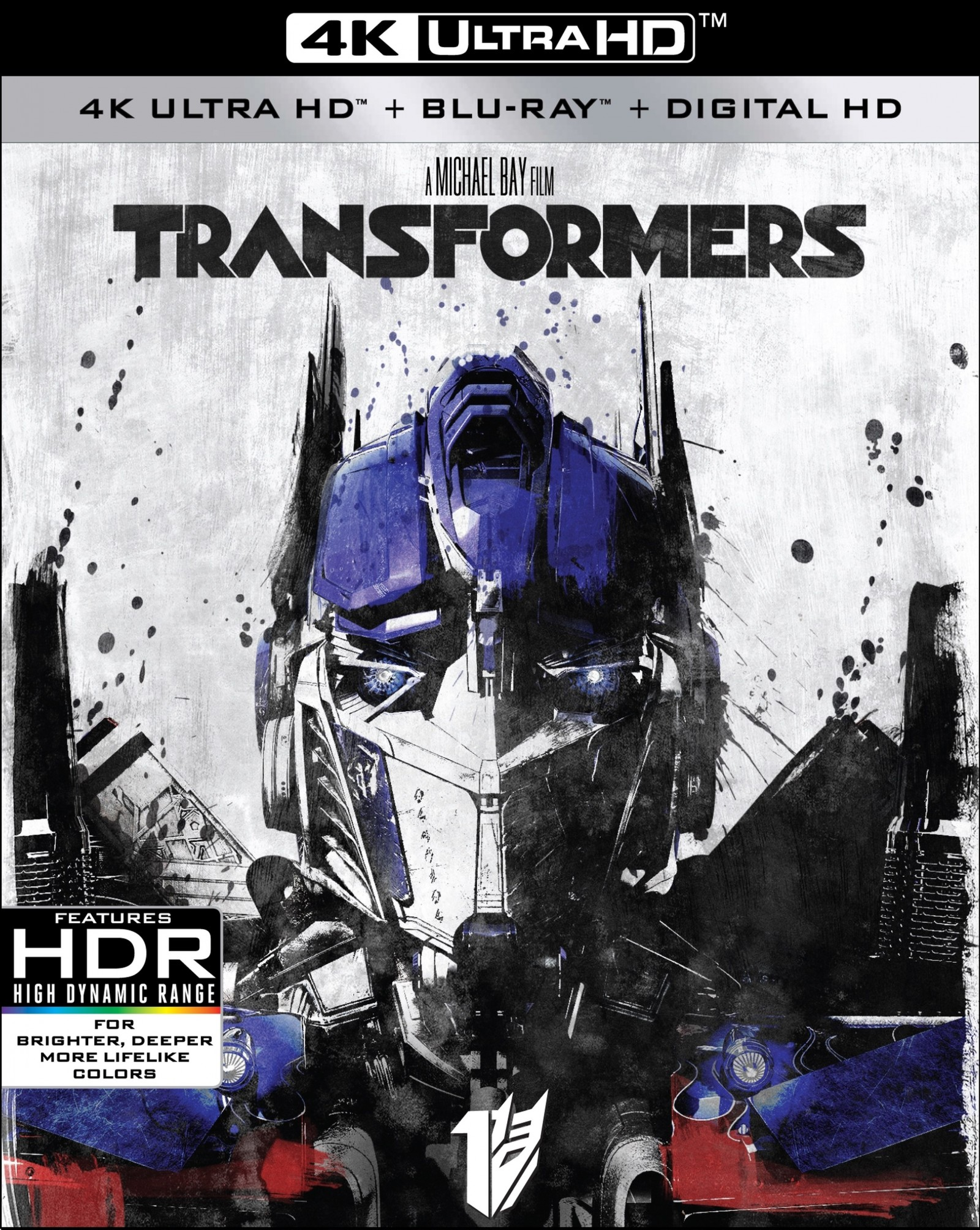 Transformers News: TRANSFORMERS Films to be Released on 4K UHD in December 2017