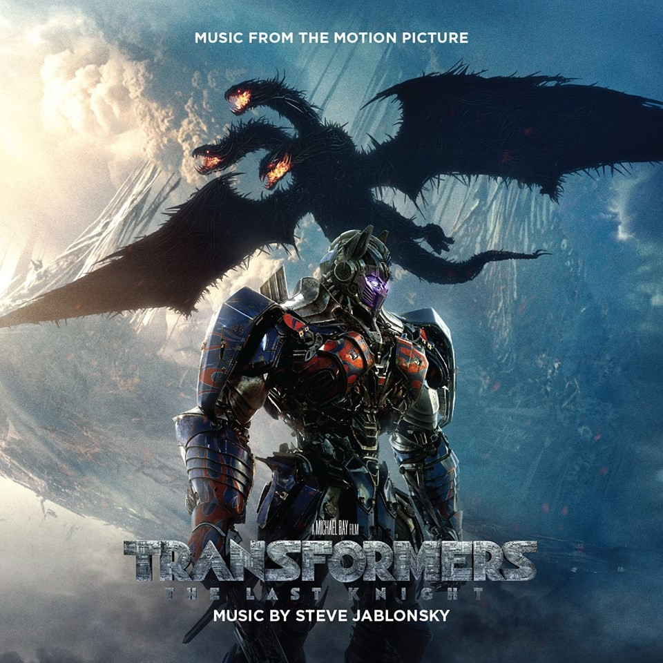 Transformers News: Steve Jablonsky Transformers: The Last Knight Score Available for Free Download