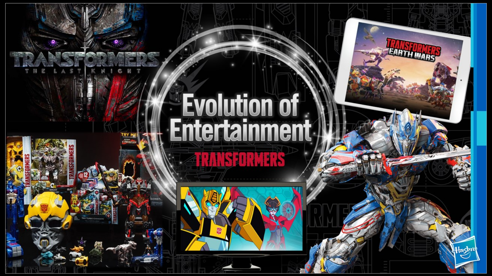 Rumor of the day: Transformers franchise getting rebooted