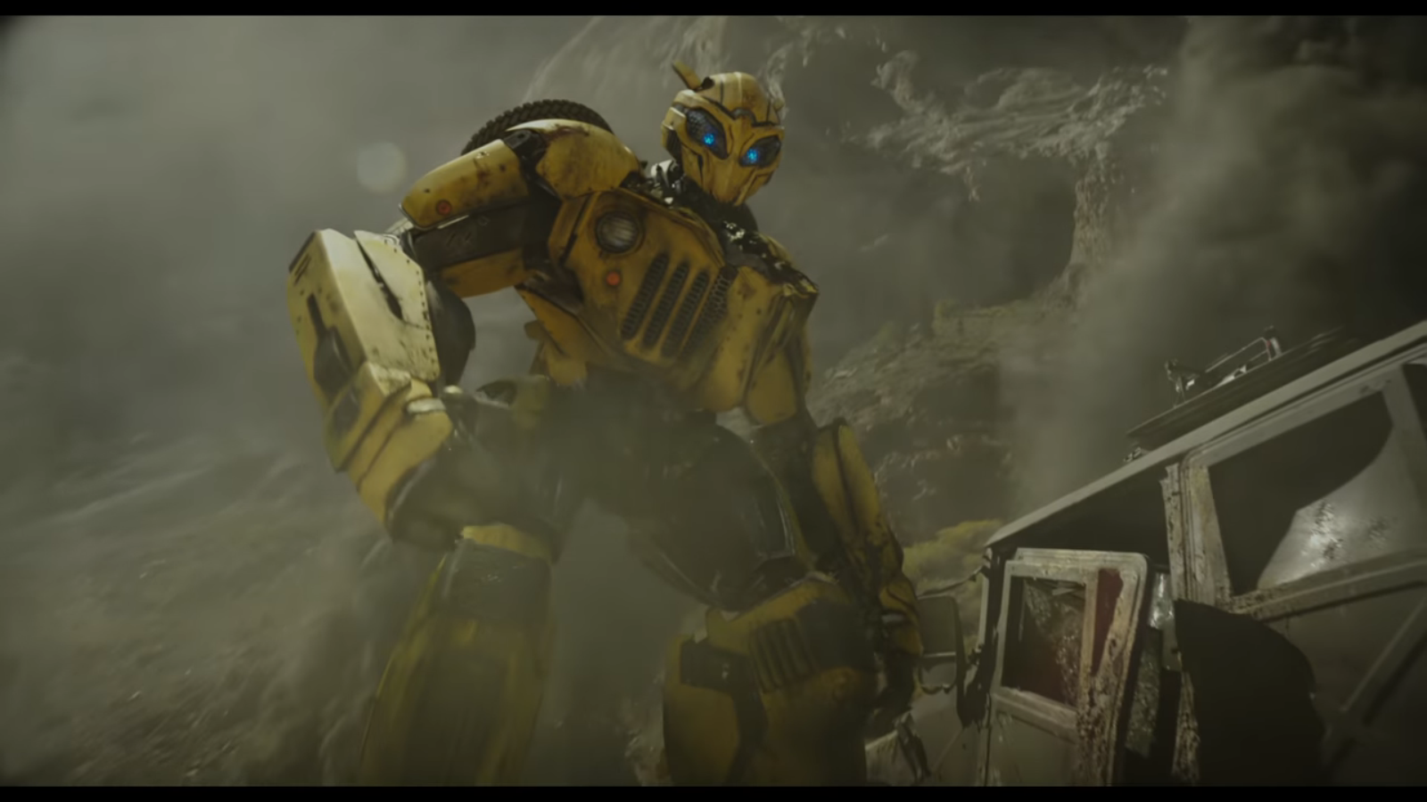Transformers News: Bumblebee: The Movie Trailer Now Online!