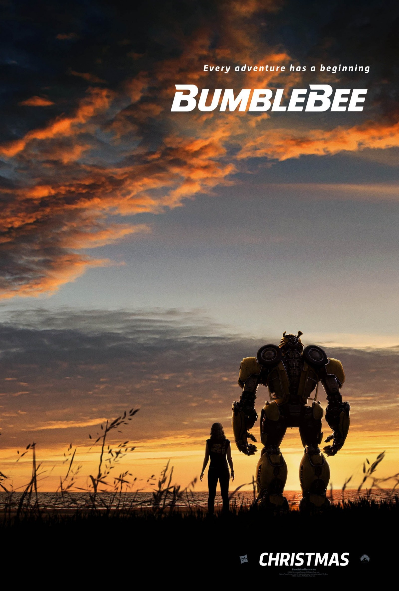 Transformers News: Full Poster Reveal for Transformers Bumblebee Movie #BumblebeeMovie