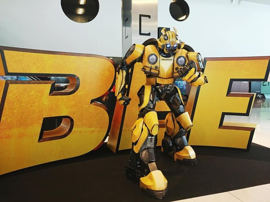 Transformers News: Transformers Bumblebee Movie Promotion at CineEurope 2018, Plus Plot Rumours