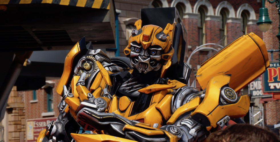 Transformers News: Hasbro's TRANSFORMERS and Universal CityWalk Present Buzz Weekend