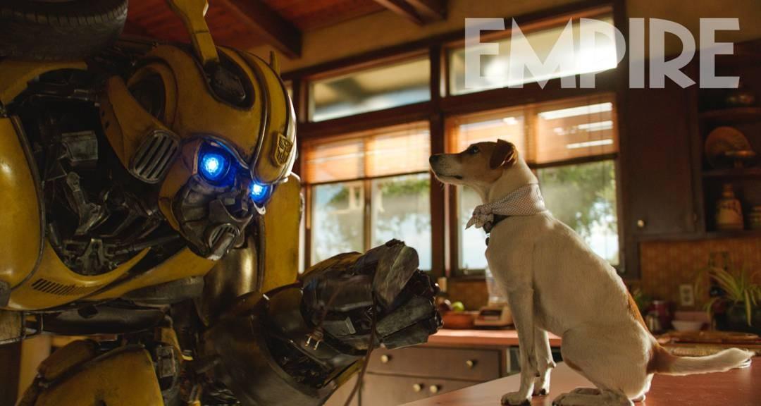 Transformers News: Empire Online Reveals New Transformers Bumblebee Movie Still
