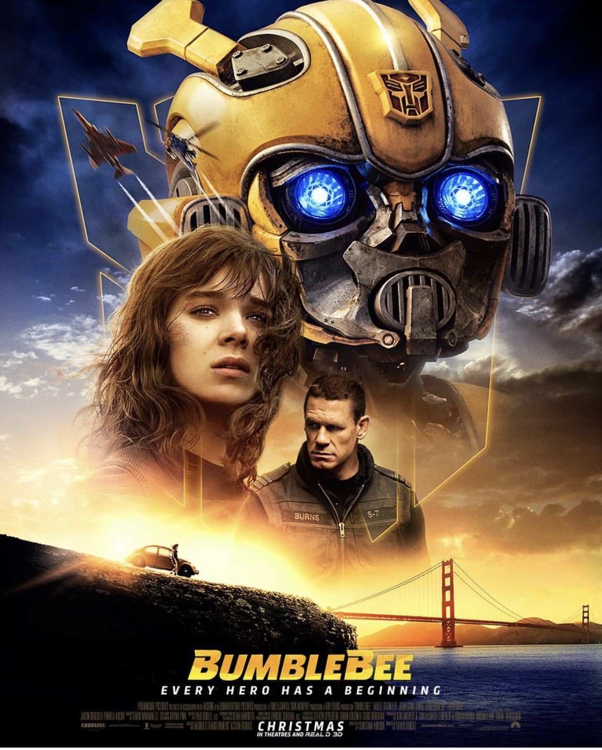 Transformers News: Transformers Bumblebee Rated PG-13, Important Rating Differences to Past Movies