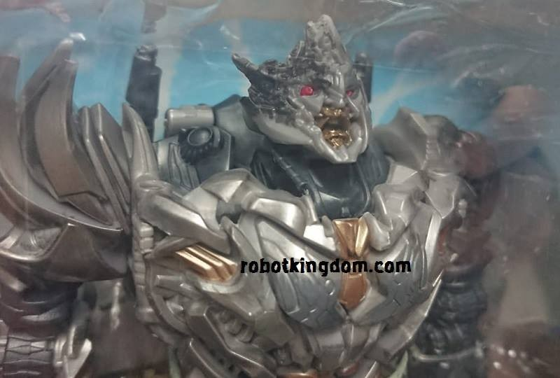 Transformers News: More Images of Studio Series SS 31 Battle Damaged Megatron