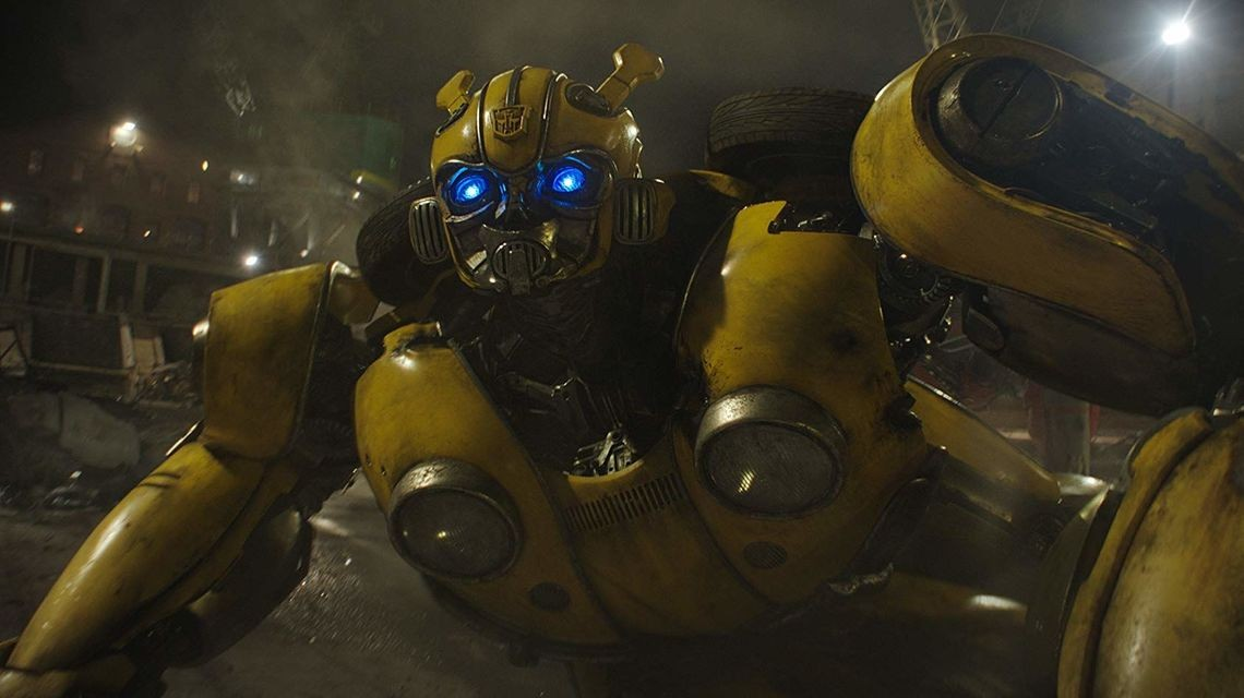 Transformers News: Bumblebee 'Solidly Profitable' according to Viacom CEO