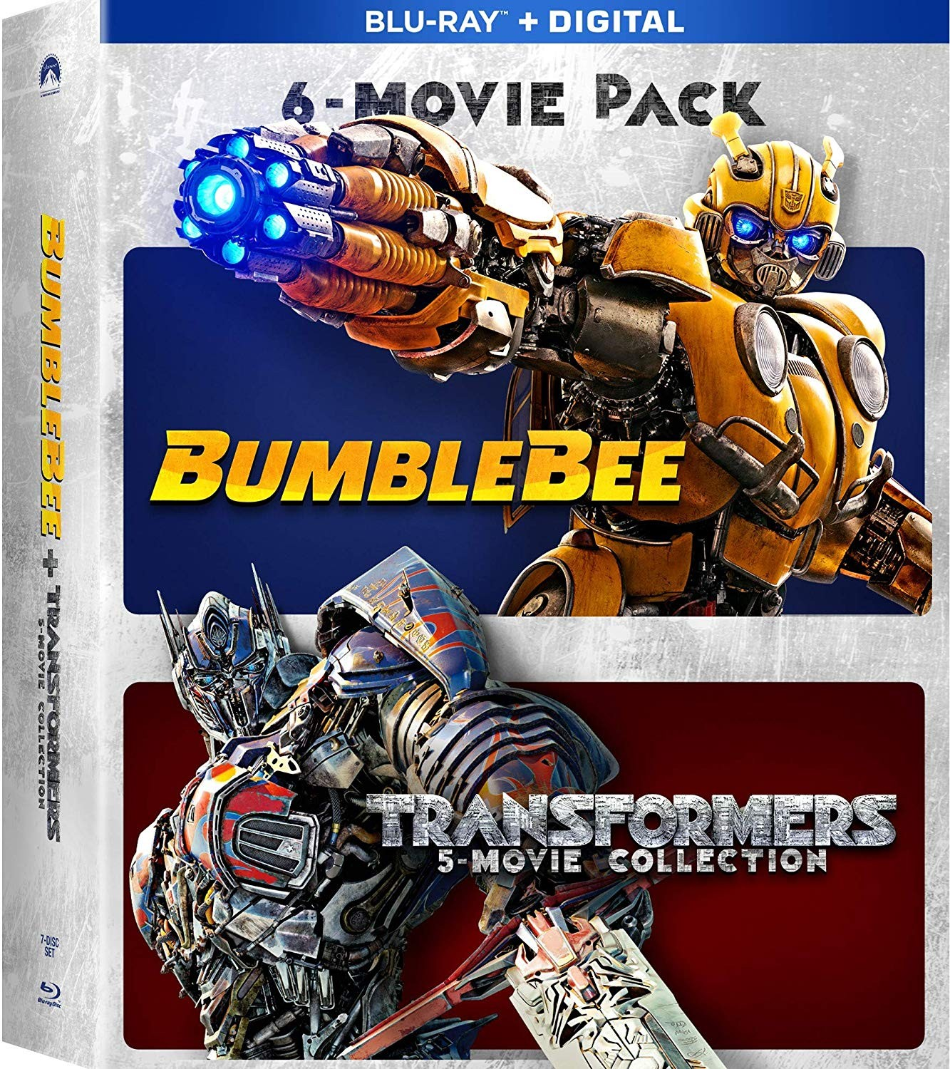 Transformers News: Transformers Film Collection Discussion Thread
