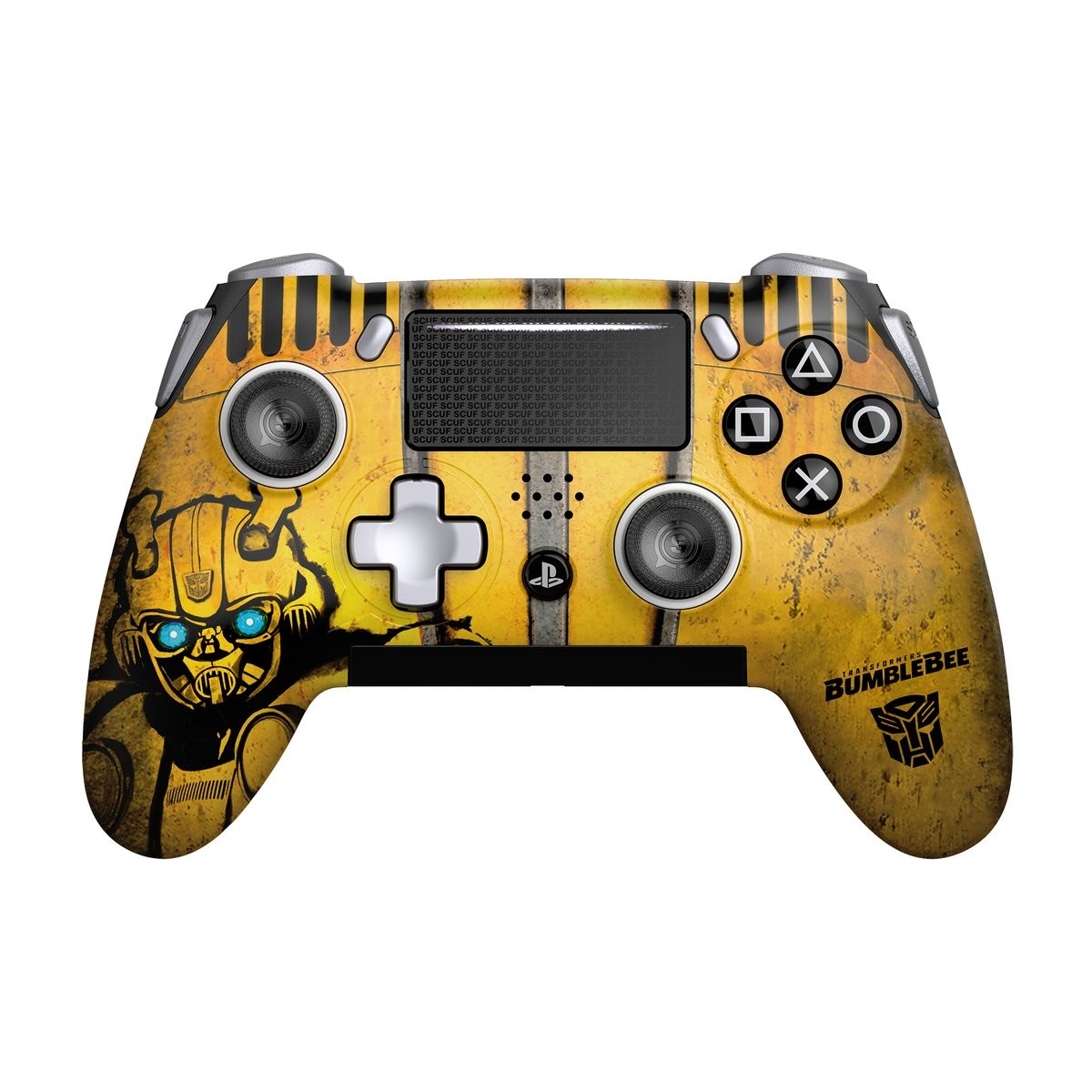 Transformers News: Bumblebee Edition SCUF Vantage Play Station 4 Controller Revealed