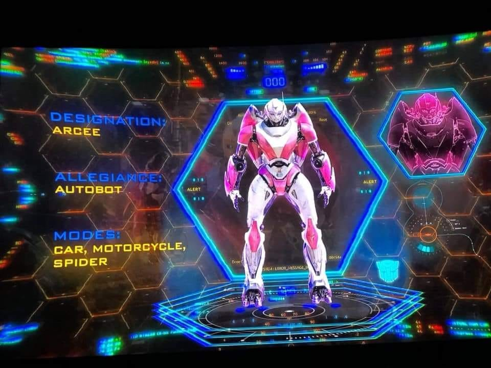 Transformers News: Full CG Model of G1 Crew from Cybertron Scene in Bumblebee Movie Shown in Special Features