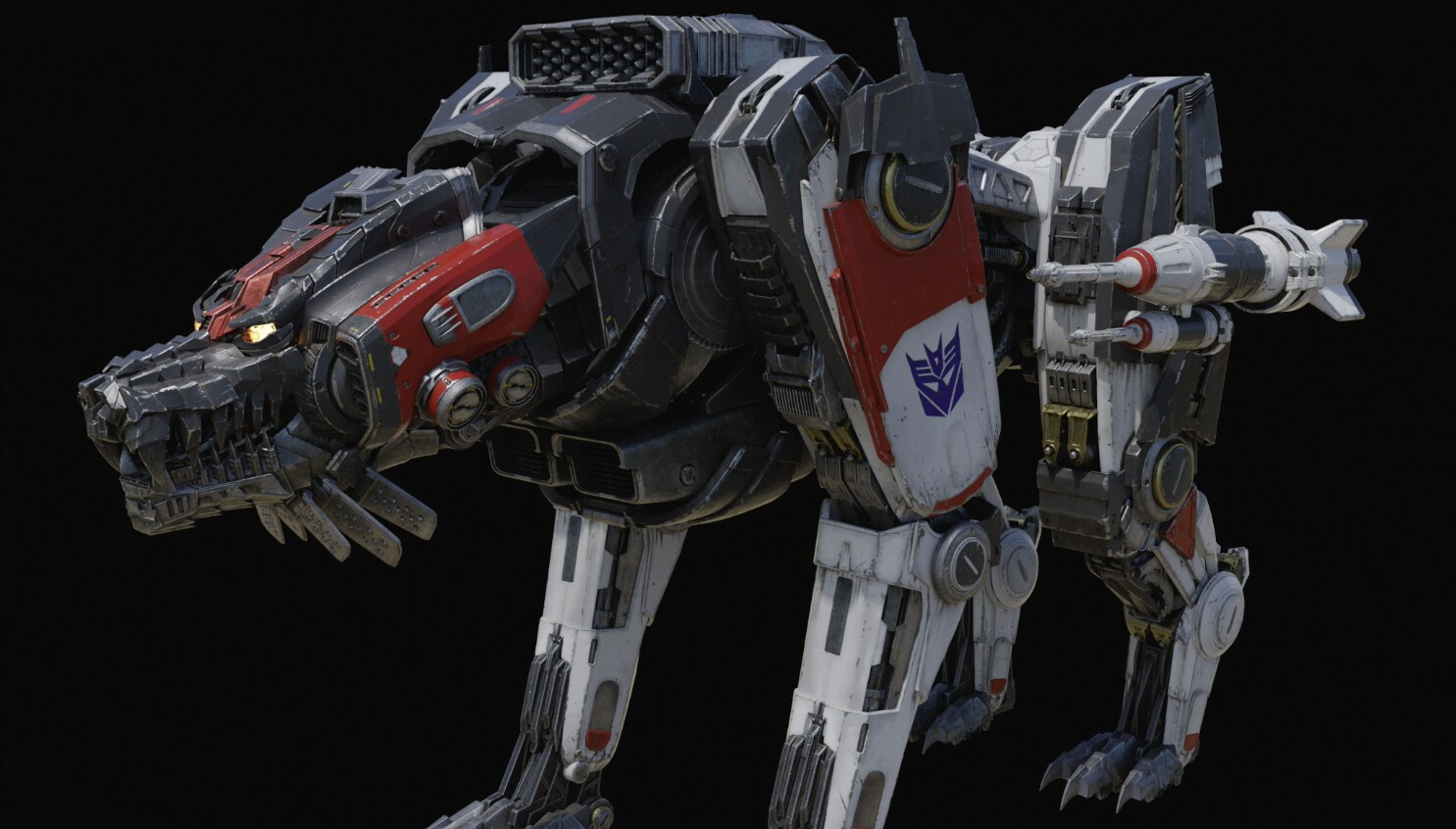 Transformers News: Concept art and closer looks of Cybertron bots from the Bumblebee film on Zavala's ArtStation