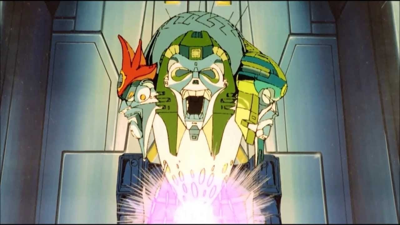 Transformers News: Possible Description of Upcoming Non Transforming Quintesson Figure