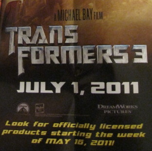 Transformers News: Transformers DOTM Product Line Release Date... it's Official!