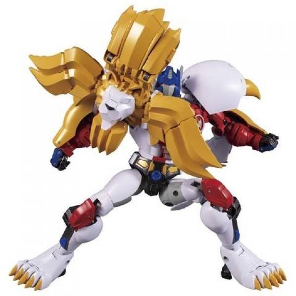 Transformers Beast Wars Patrouille complet Lion Figure