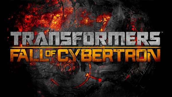 Transformers: Fall of Cybertron at Comic-Con International 2012
