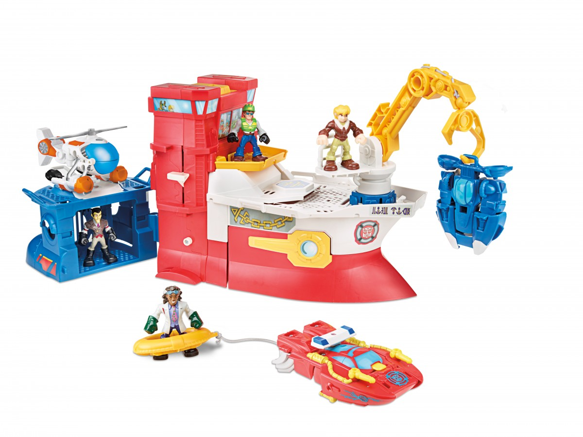 Toy Fair Us 2015 Coverage Transformers Rescue Bots