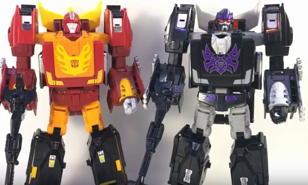 Video Review For Transformers Power Of The Primes Rodimus