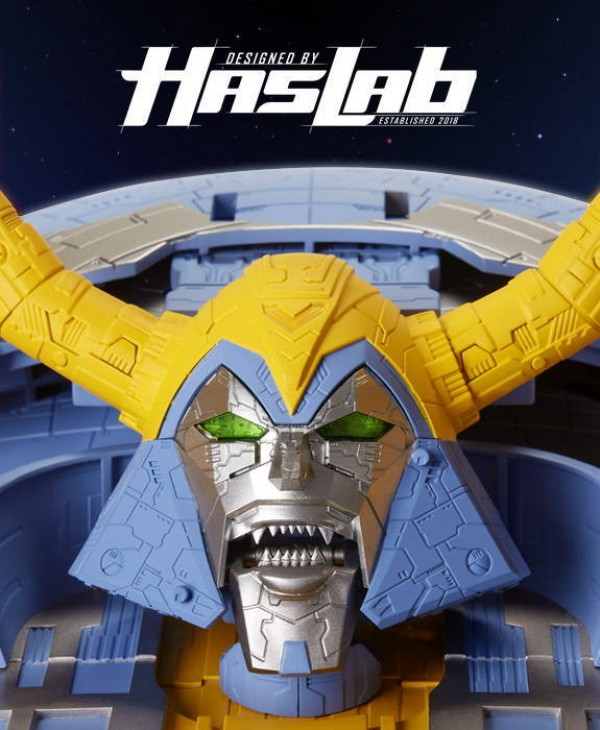 Transformers News: Hasbro Answers our Questions about Haslab Unicron
