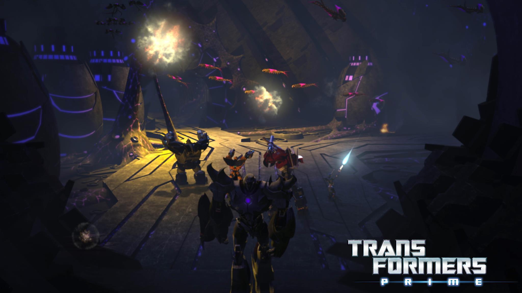 Transformers News: Transformers Prime: Season Finale Teaser Image #4