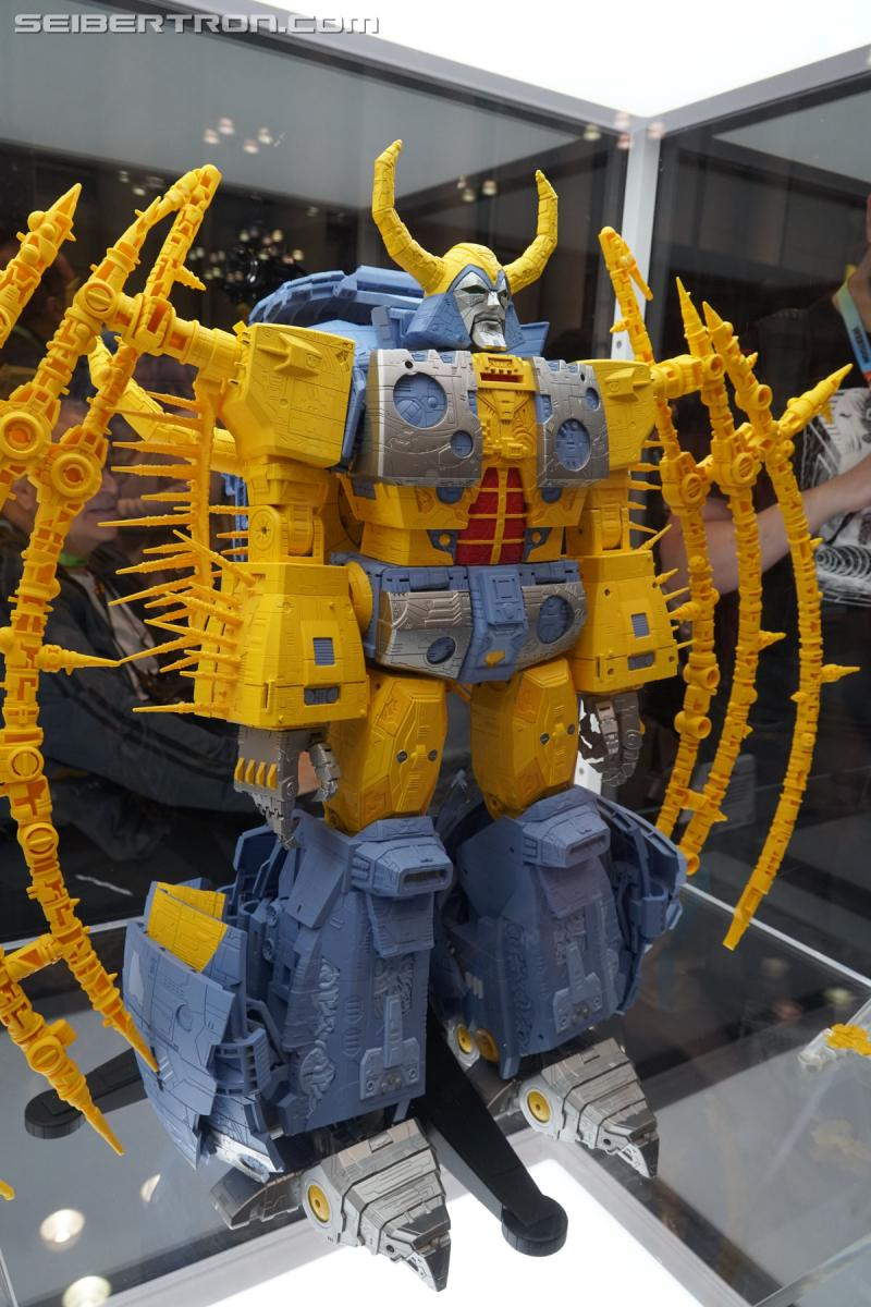Unicron Gallery from #NYCC2019 Showing Newly Revealed ...