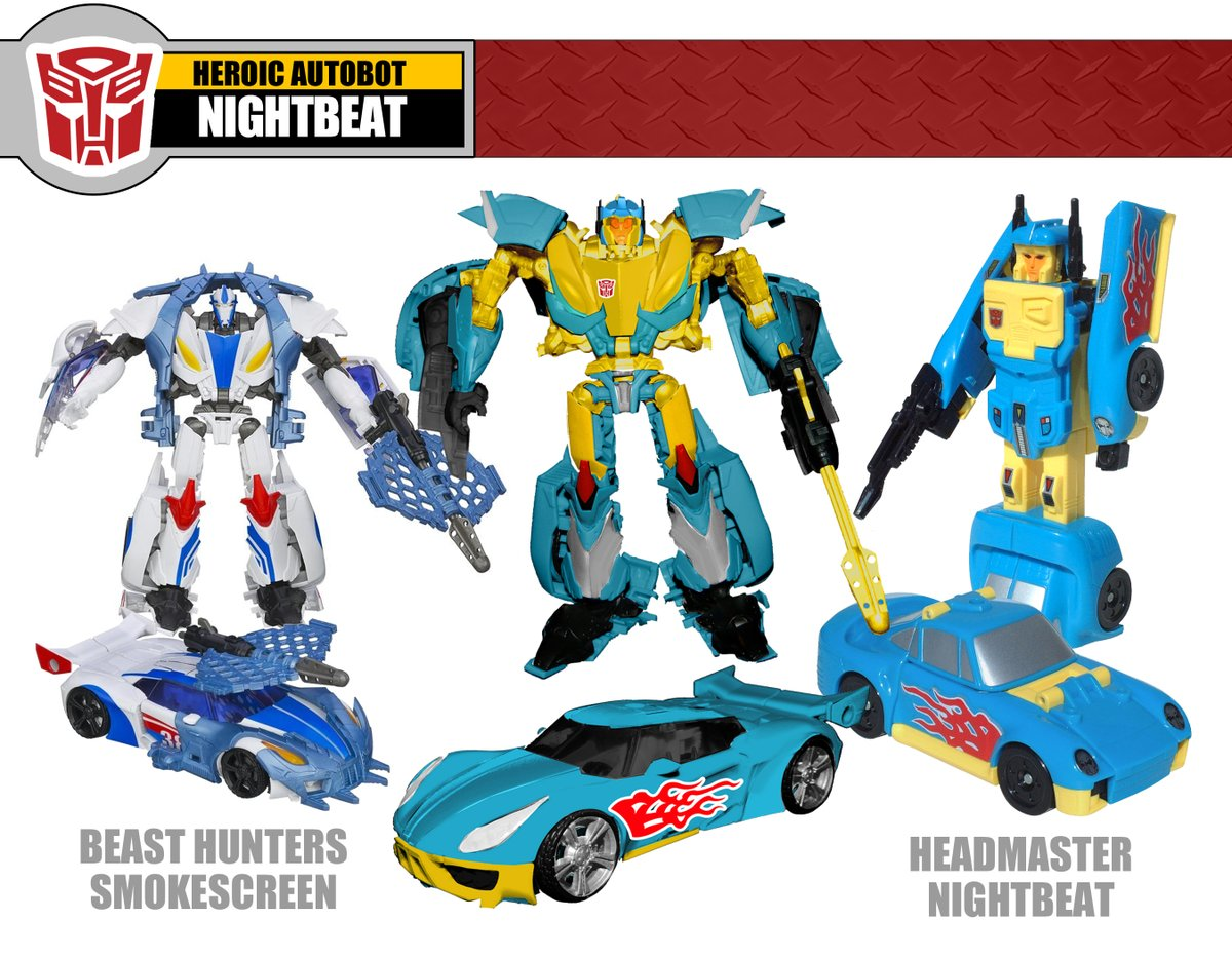 Old Fun Publications Figure Concepts Nightbeat