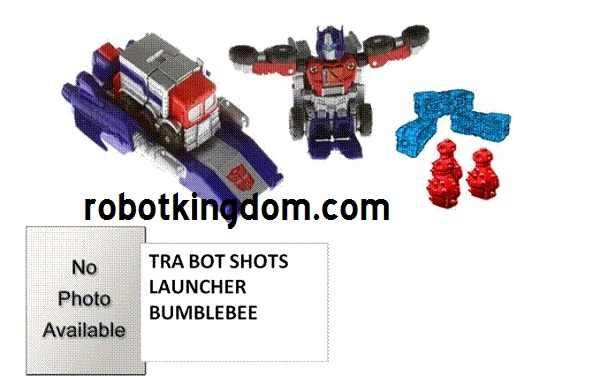 Transformers News: Transformers Bot Shots Launchers Wave 3 G1 Themed