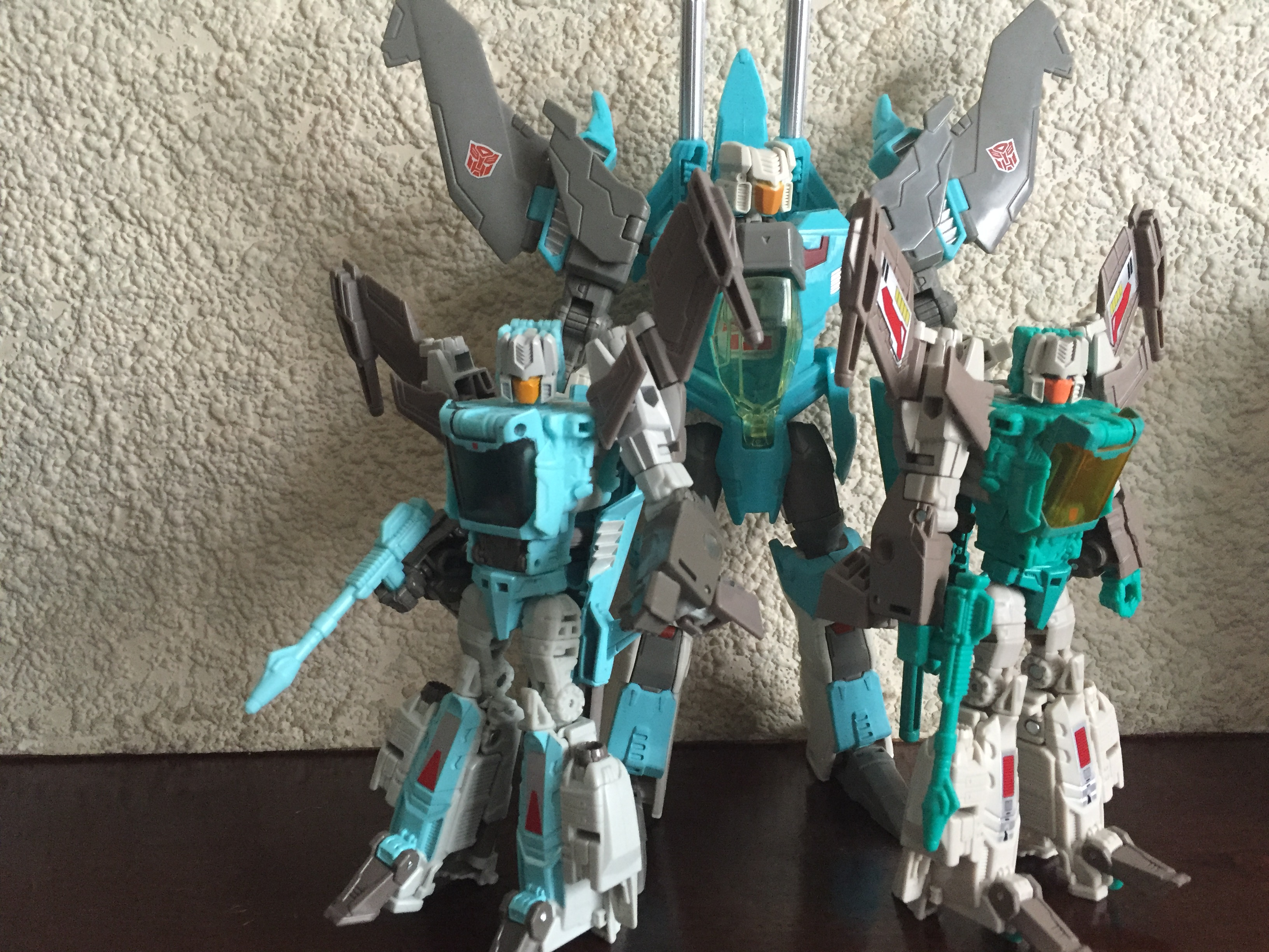 Transformers Titans Return Brainstorm Complete Deluxe