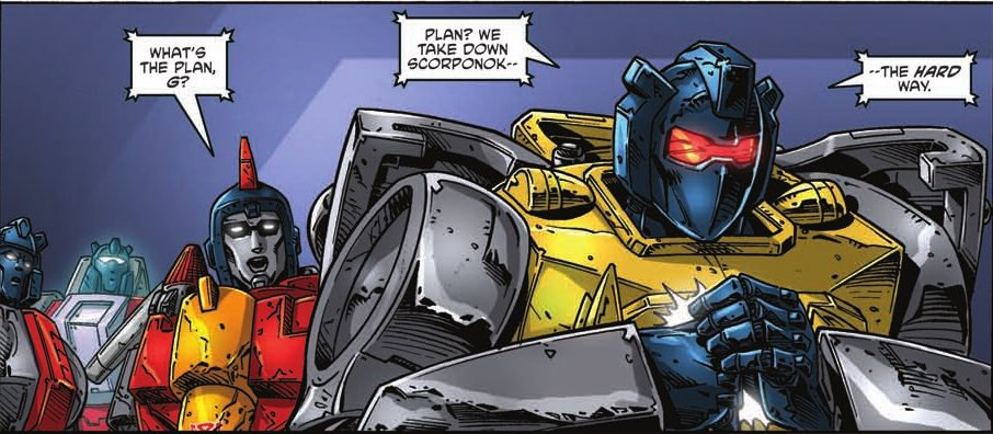 Transformers News: Transformers: Regeneration One #90 Review