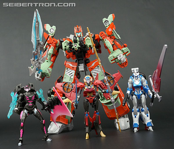 Only Hasbro parts Transformers Combiner Wars Victorion Right /& Left HANDS