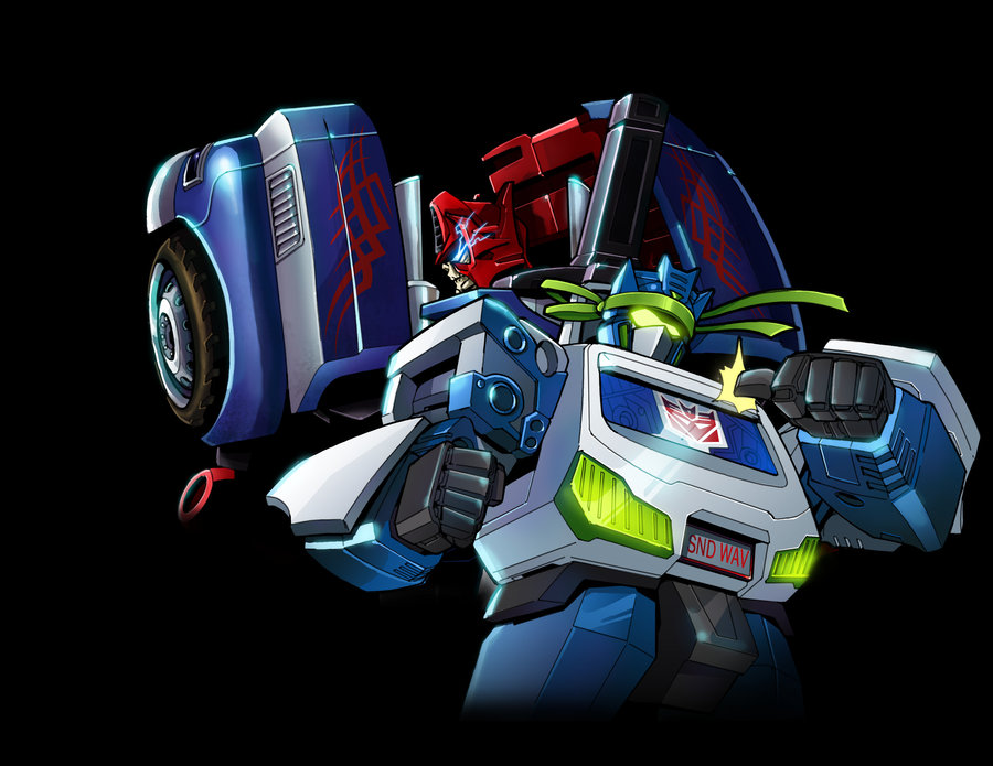 Clearer Versions Of Botcon 2012 Promotional Art Transformers
